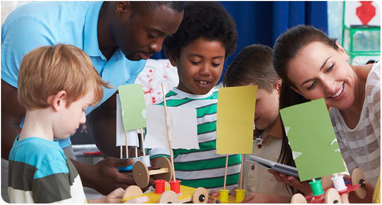 3 Key Features of Next Generation-DESIGNED Science Curriculum
