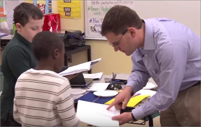 Students better understand teacher's expectations.