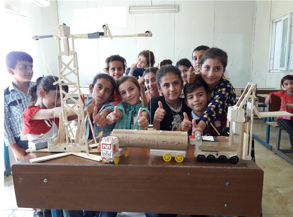 Iraqi students