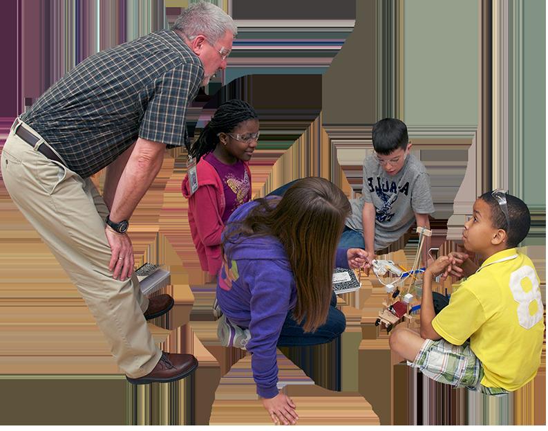 STEM Curriculum Professional Development