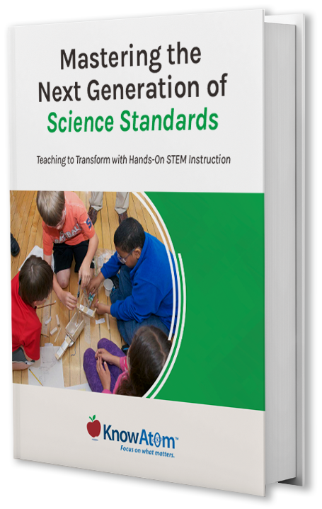 Mastering the Next Generation of Science Standards