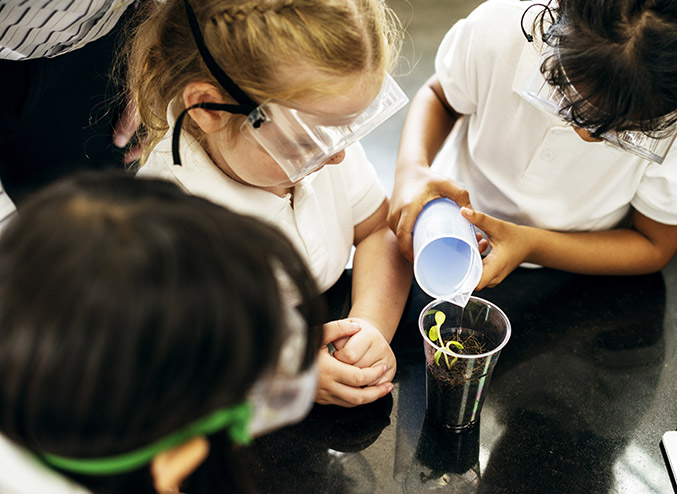 How to Make Learning Visible in the Science Classroom