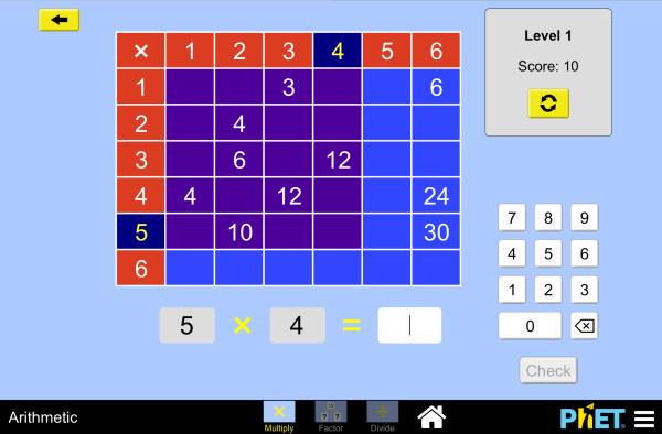 arithmetic-600
